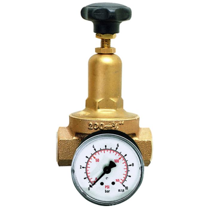 Special pressure regulators