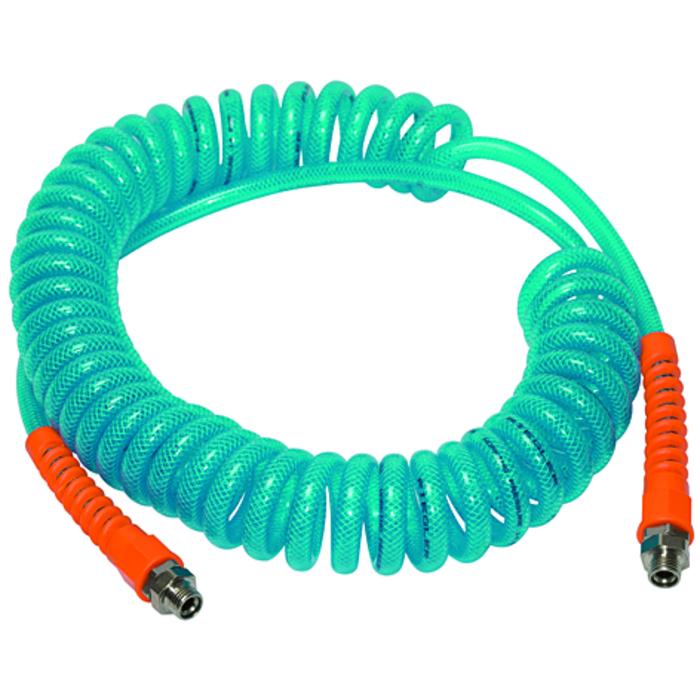 Spiral hoses (polyurethane)