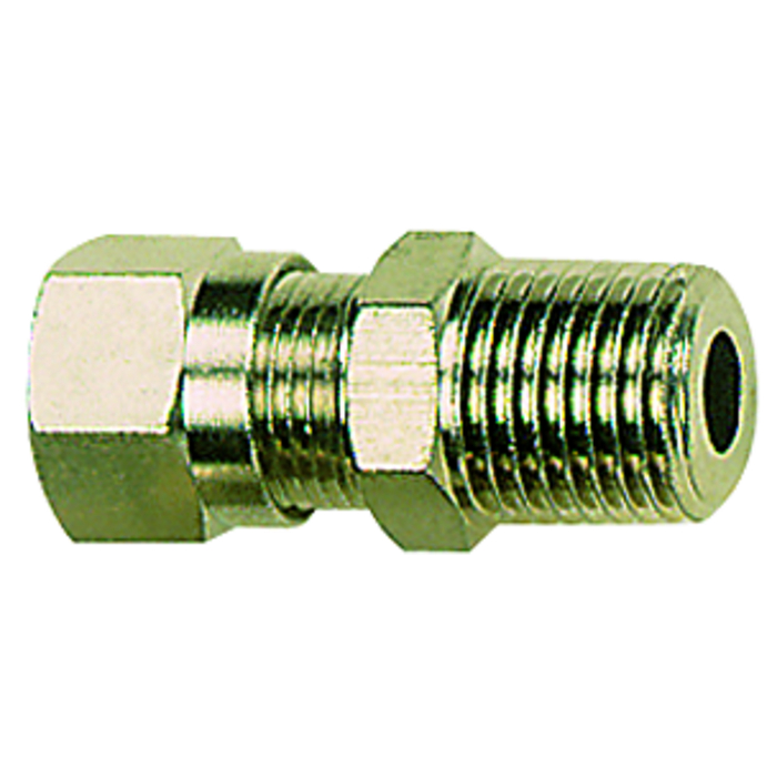 Bite-type tube fittings »Lightweight series (DIN 2353)«