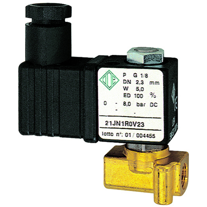 Solenoid valves »2/2-way type« economy series