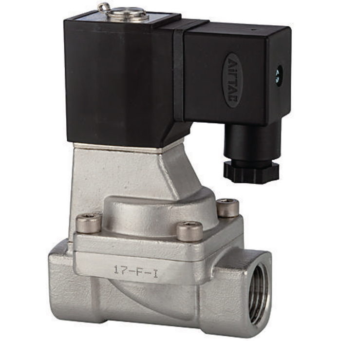 solenoid valves stainless steel