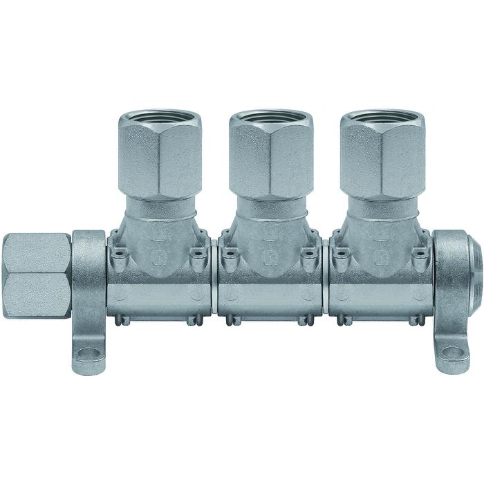 Compressed air distributor system »multilink«
