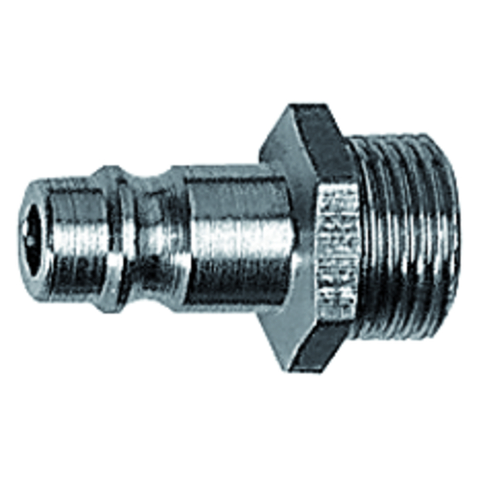 Stems and plugs for couplings DN 7.2 - DN 7.8, stainless steel 1