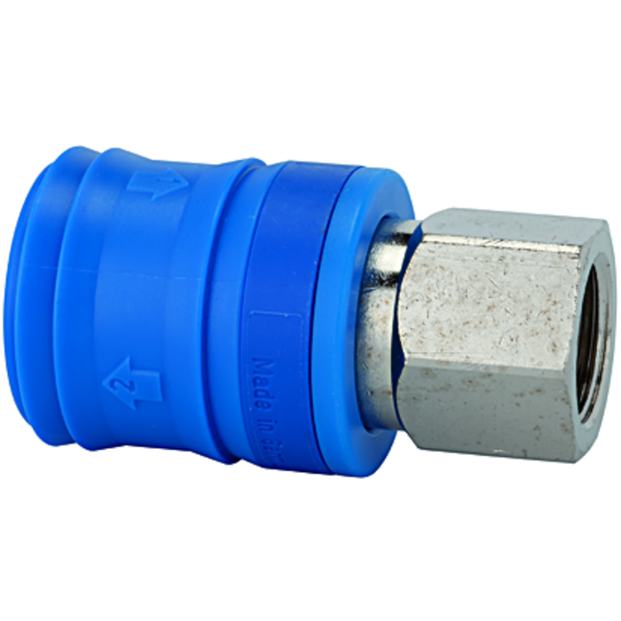 Safety couplings DN 7.4 type KE