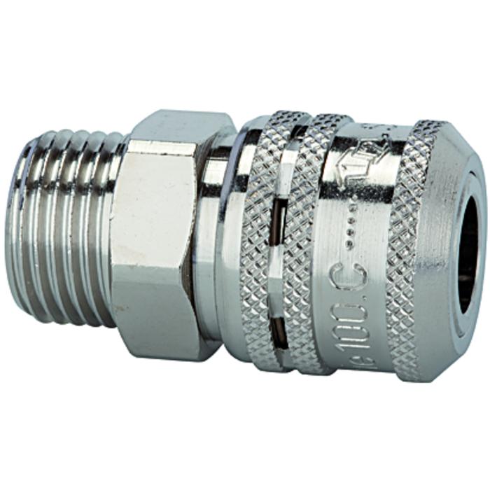 Safety couplings DN 7.2 type SEK