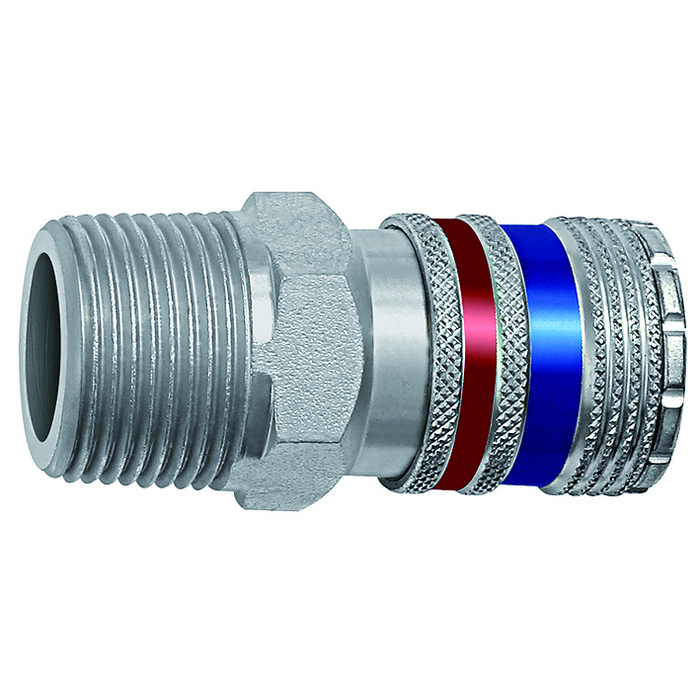 Safety couplings DN 10