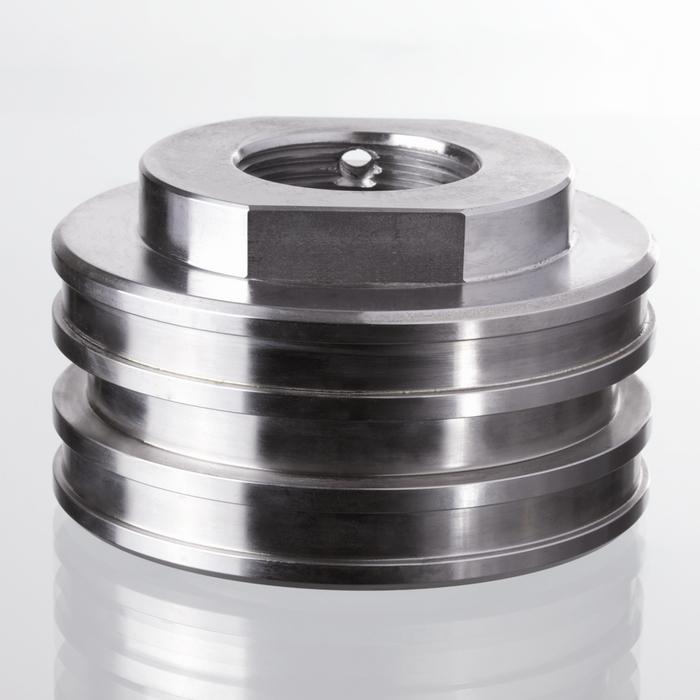 Vītņu virzulis dubultas darbības cilindram 250bar