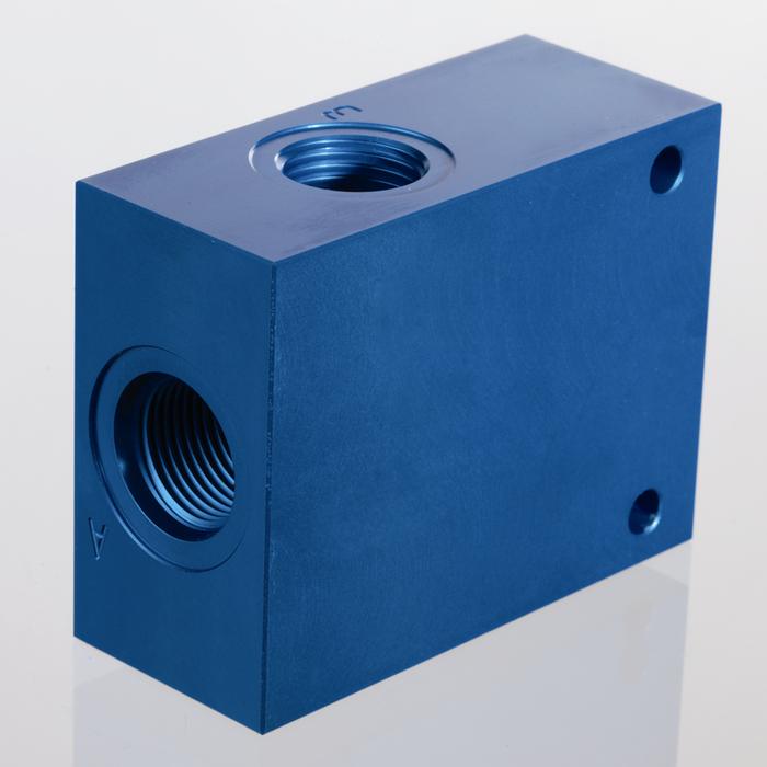 Alumīnija vārstu korpusi – SAE kasetne