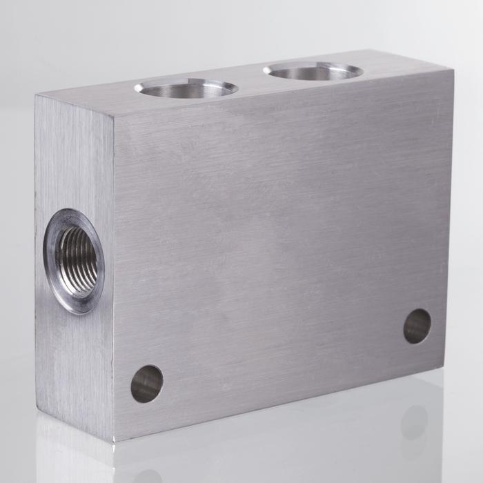 Alumīnija/tērauda vārstu korpusi – SUN kasetne