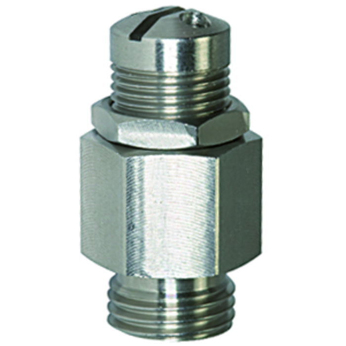 Mini-blow-off valves - stainless steel