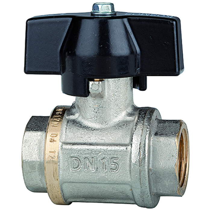 Ball valves - Heavy-duty type wing lever - 3340 Series