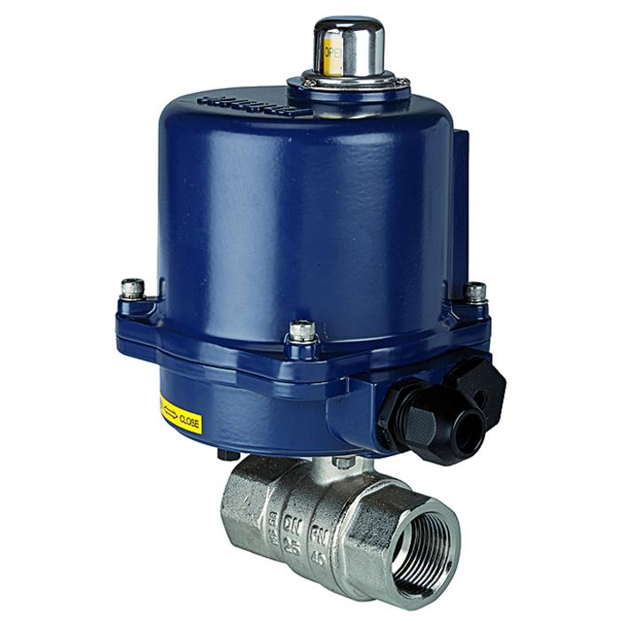 Brass ball valves 2-way