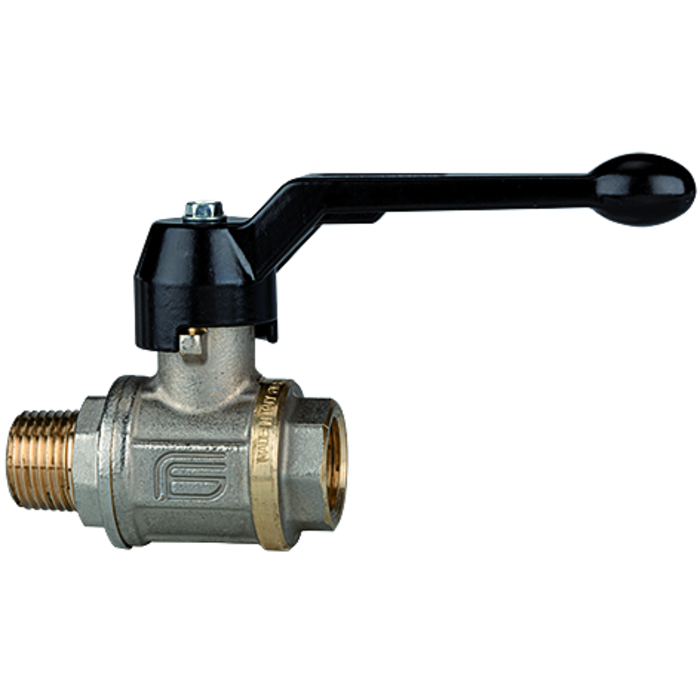 Ball valves - Heavy-duty type hand lever - 3350 Series
