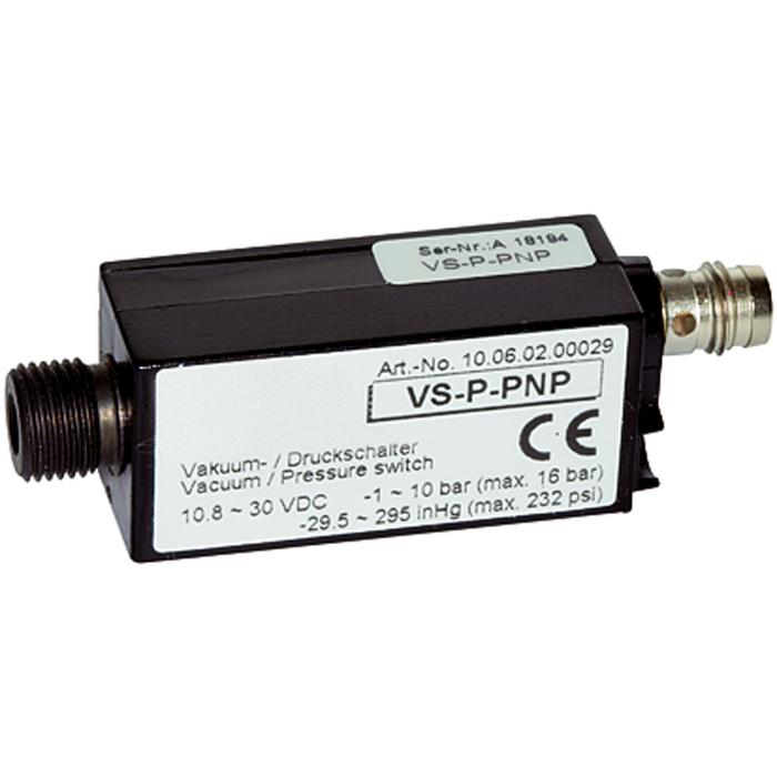 Vacuum, pressure switch