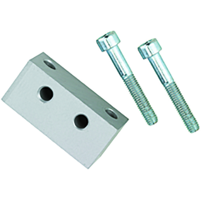 Fixing parts and accessories for rodless cylinders Ø 16 - 63