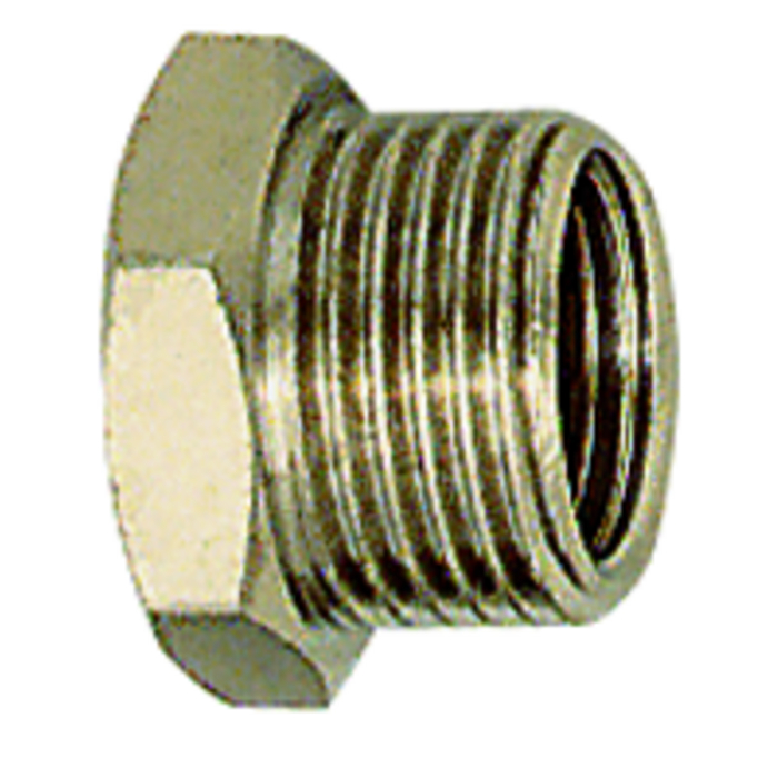 Standard screw fittings »Nickel-plated brass«