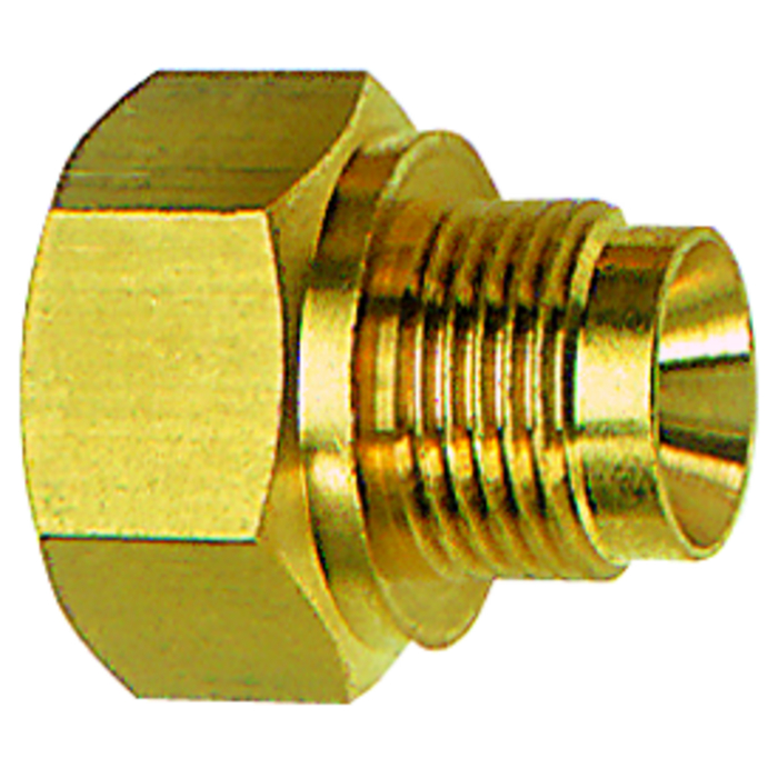 Standard screw fittings »Brass«