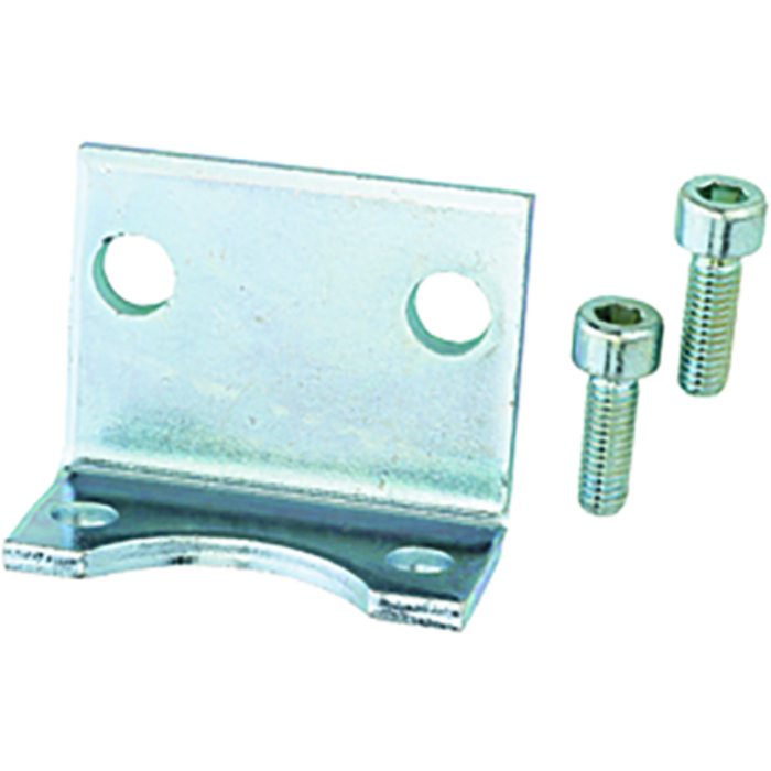 Fixing parts and accessories for standard cylinders acc. to ISO