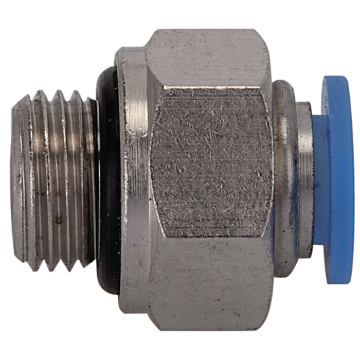 Push-in fittings »Blue Series« mini