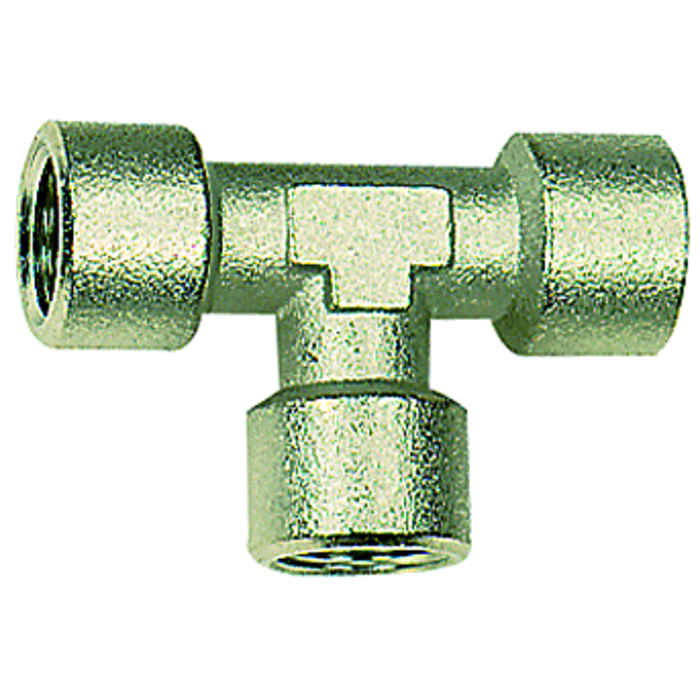Fittings »Nickel-plated brass«