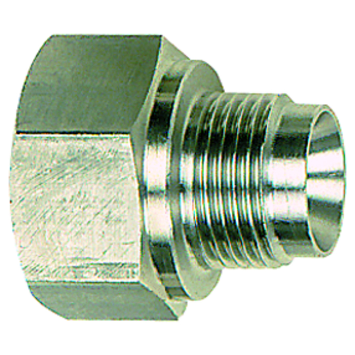Standard screw fittings »Stainless steel«