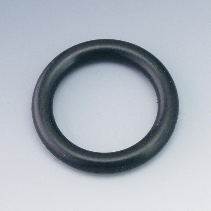 Apaļa šķērsgriezuma silikona gredzeni