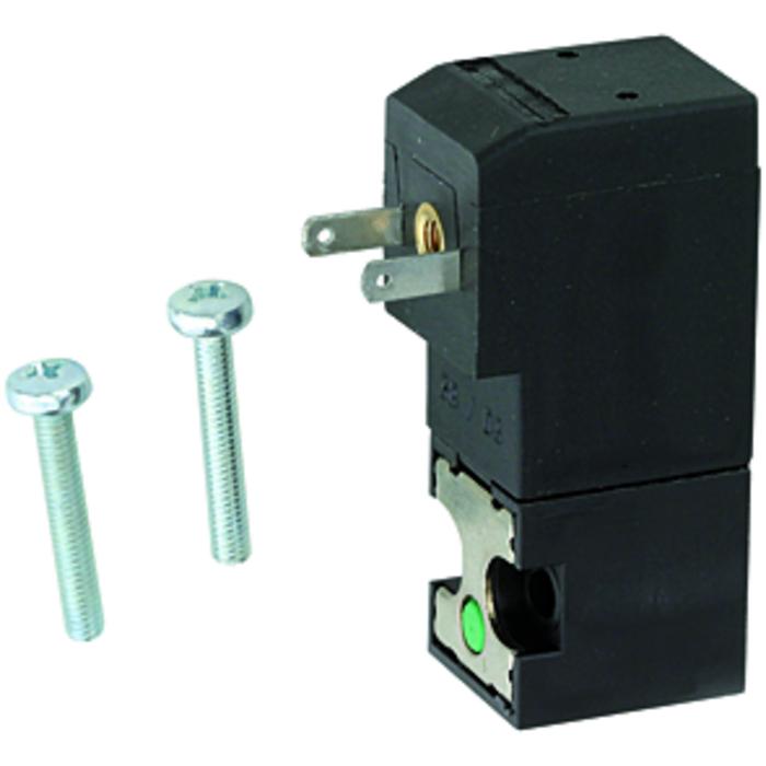 Miniature solenoid valves