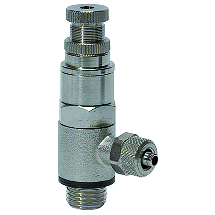 Mini pressure regulators