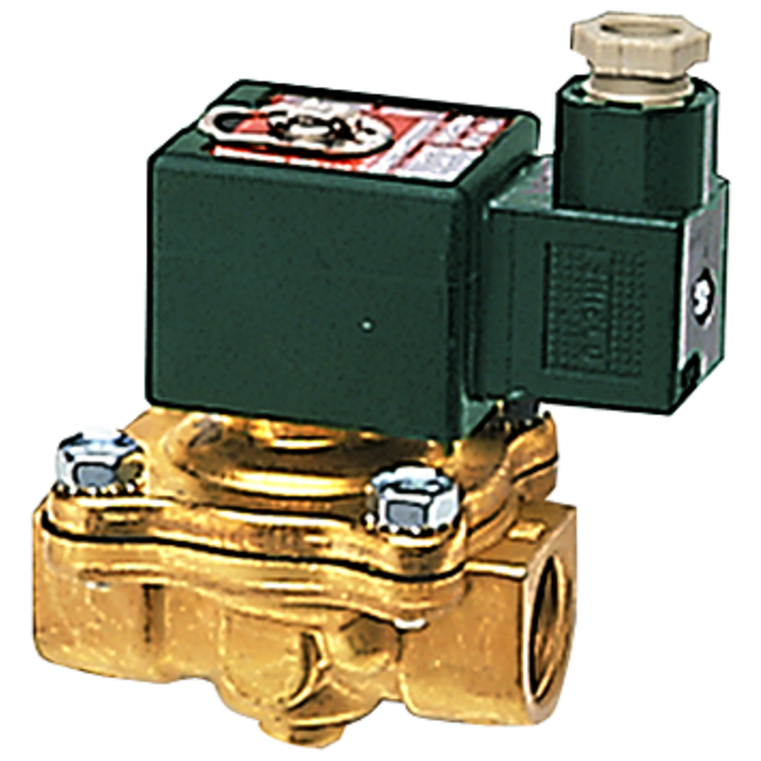 Solenoid valves »2/2-way type« standard series