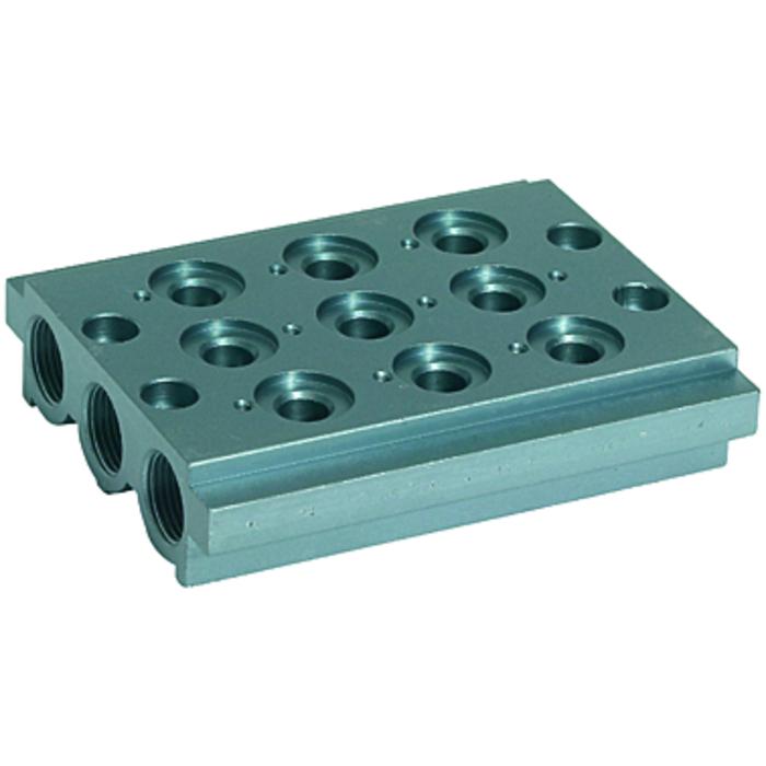 Multiple manifold bases