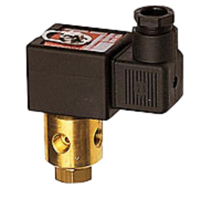 Solenoid valves - 3/2-way