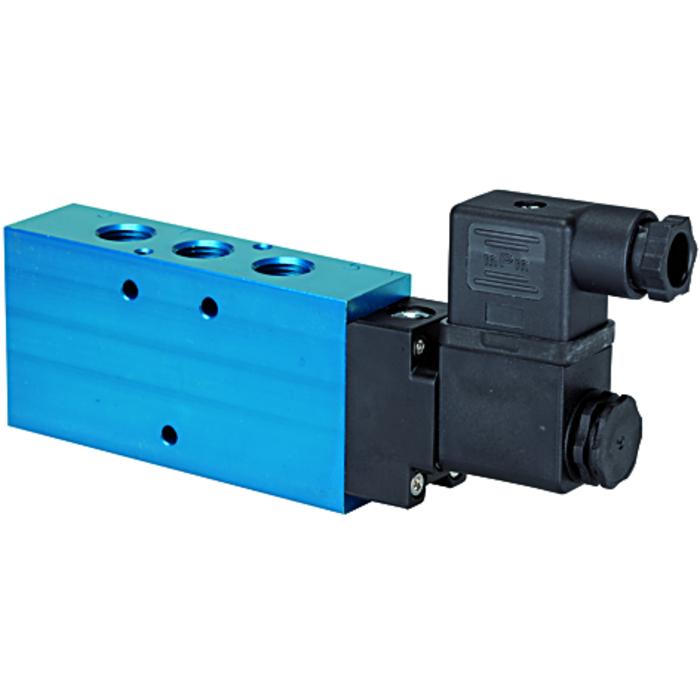 5/2-way spool valves