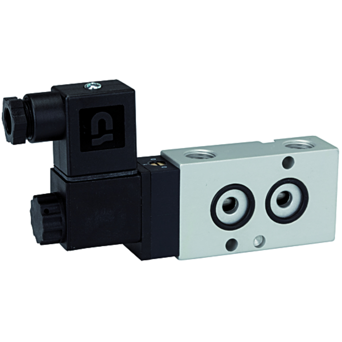 3/2 and 5/2-way valves with NAMUR style interface
