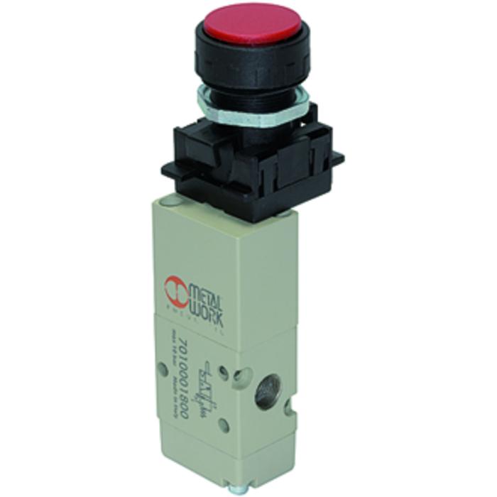 3/2-way pilot valves
