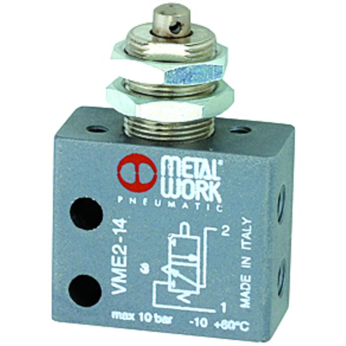 3/2-way miniature valves