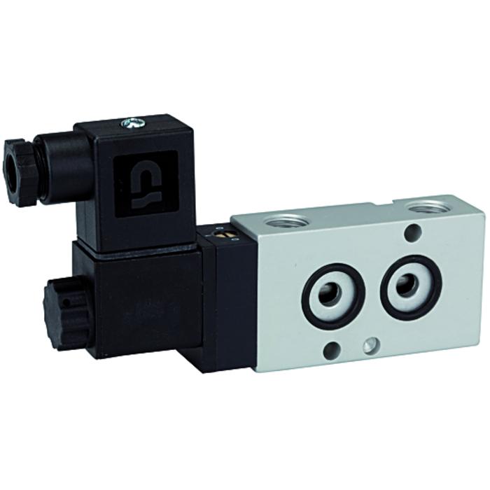 Pilot valves with NAMUR style interface