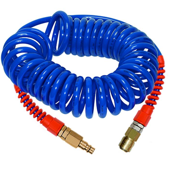 Spiral hoses
